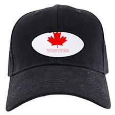 Winnipeg, Manitoba Baseball Hat