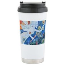 """The Angel of Hope"" by  Travel Mug"