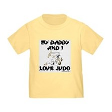 MY DADDDY AND I LOVE JUDO T