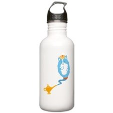Corgi Genie Water Bottle