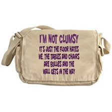 Not Clumsy Messenger Bag