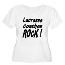 Lacrosse Coaches Rock ! T-Shirt