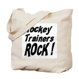 Hockey Trainers Rock ! Tote Bag