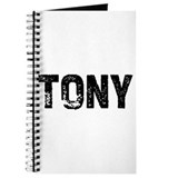 Tony Journal