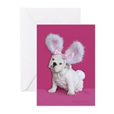 Hoppy Easter Greeting Cards (Pk of 10)