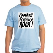 Football Trainers Rock ! T-Shirt