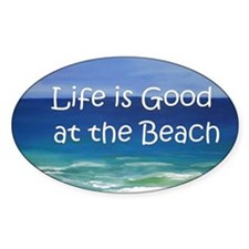 Beach Decal