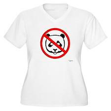 No Panda (Stop FI T-Shirt
