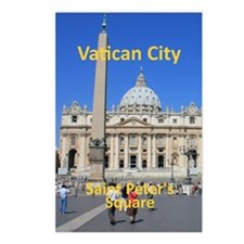 VaticanCity_8.887x11.16_i Postcards (Package of 8)