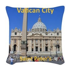 VaticanCity_8.887x11.16_iPadSl Woven Throw Pillow