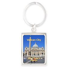 VaticanCity_8.887x11.16_iPadSlee Portrait Keychain