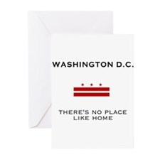 Washington DC Greeting Cards (Pk of 10)