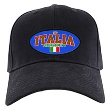 IT Italy Italia Hockey Baseball Hat