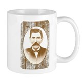 Doc Holliday OK Corral Wild West Coffee Mug