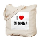 I * Gianni Tote Bag