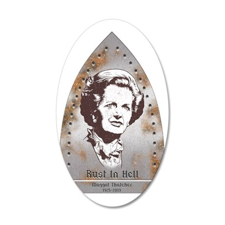 thatcher2-rih-T 35x21 Oval Wall Decal