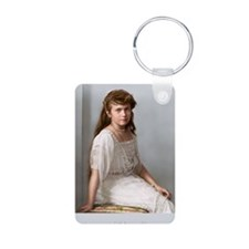 5 Aluminum Photo Keychain