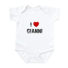 I * Gianni Infant Bodysuit