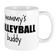 Mommys Volleyball Buddy Mug