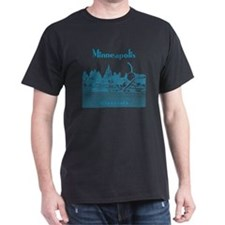 Minneapolis_10x10_SpoonbridgeAndCherr T-Shirt