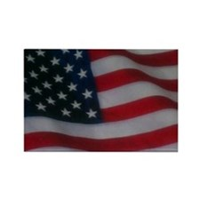 Patriotic, Rectangle Magnet