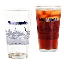 Minneapolis_10x10_SpoonbridgeAndChe Drinking Glass