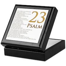 PSA 23 Keepsake Box