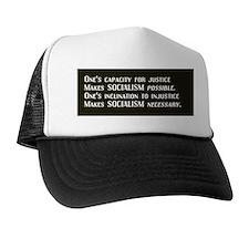 Socialism Trucker Hat