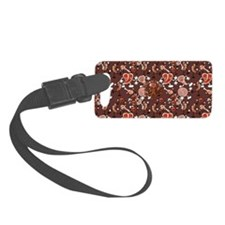 Meats Luggage Tag