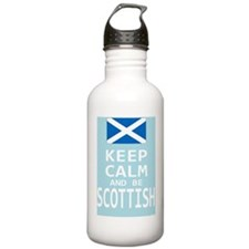 Keep Calm and Be Scott Water Bottle