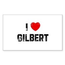 I * Gilbert Rectangle Decal