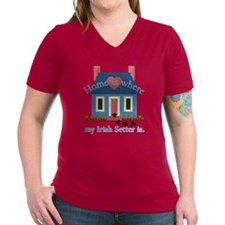 Irish Setter Home Is Shirt
