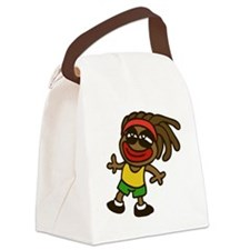 rasta Canvas Lunch Bag