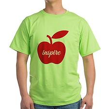 Teachers Inspire T-Shirt