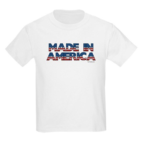 Made in America Kids Light T-Shirt