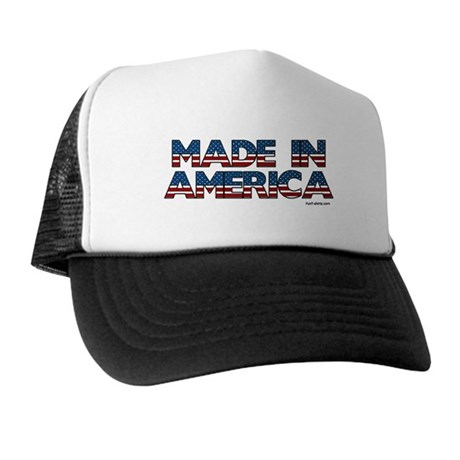 Made in America Trucker Hat