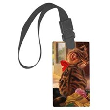 tvk_clipboard Luggage Tag