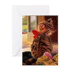 tvk_clipboard Greeting Card