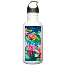 60x84_Curtain13 Sports Water Bottle