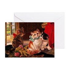 tvk_Rectangular Canvas Pillow Greeting Card