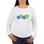 Hibiscus 2 Women's Long Sleeve T-Shirt