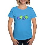 Hibiscus 2 Women's Dark T-Shirt