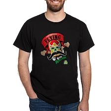 Cheststache Kid Nacho Mustacho T-Shir T-Shirt
