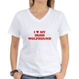 IRISH WOLFHOUND SHIRTS IRISH  Shirt