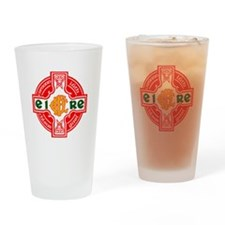CFD Gaelic Football Logo R Drinking Glass