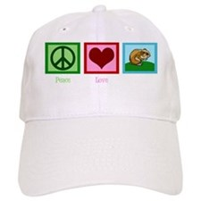 peacelovehamsterswh Baseball Cap