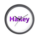 Hailey Wall Clock