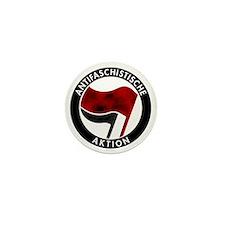 Antifa Logo Mini Button