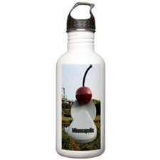 Minneapolis_2.2x4.56_N Water Bottle