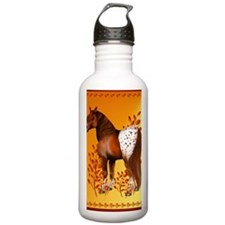 Big Copper Appaloosa Sports Water Bottle